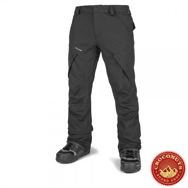 pantalon Volcom articulated black 2019
