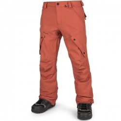 pantalon Volcom articulated orange 2019 pour homme