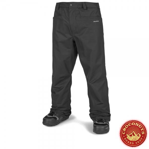 Pantalon Volcom Carbon Black 2019