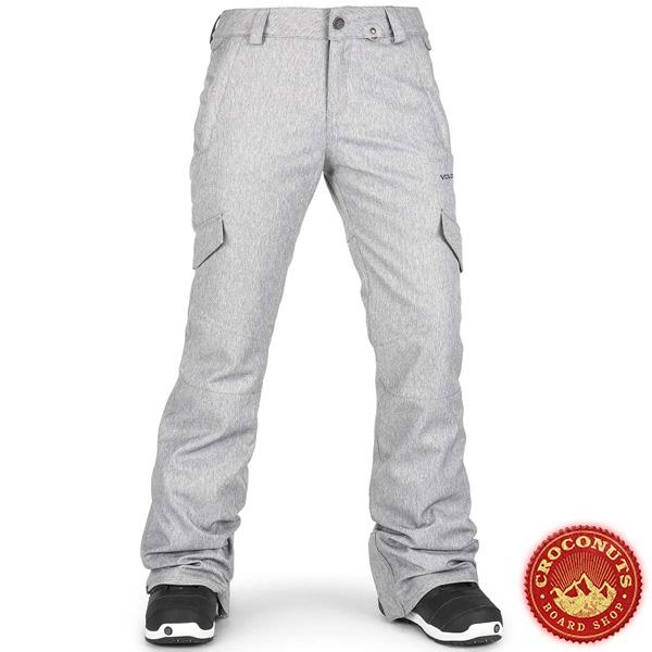 pantalon Volcom bridger insulated hgr 2019