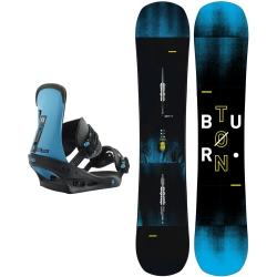 Pack Burton Instigator + Burton Freestyle Cobalt Blue 2019 pour homme, pas cher