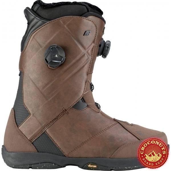 Boots K2 Maysis Brown 2019