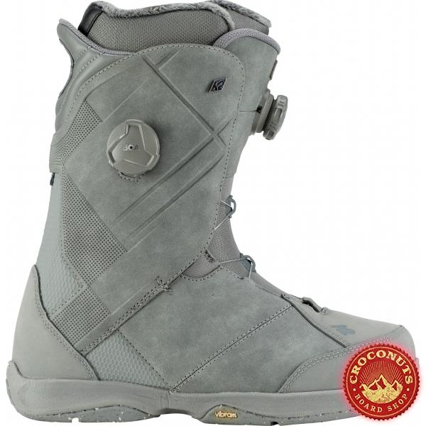 Boots K2 Maysis Grey 2019