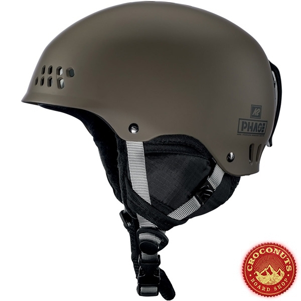 Casque K2 Phase Pro Green 2020