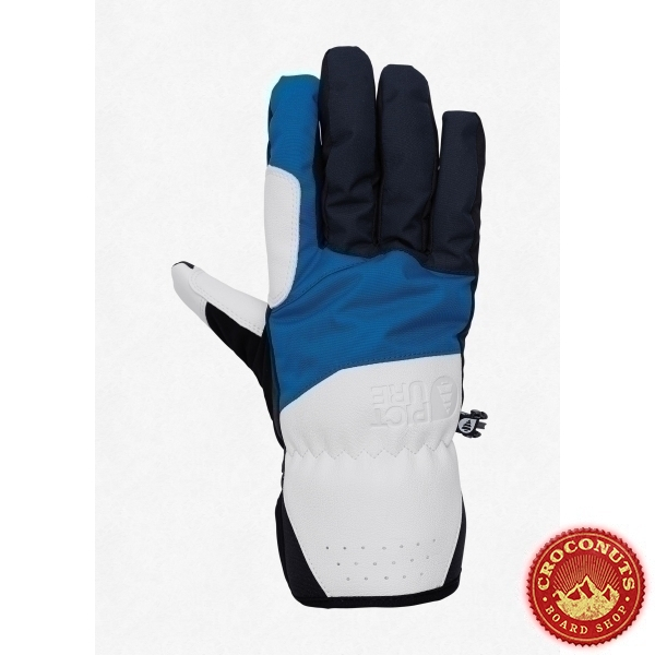 Gants Picture Malt Blue Dark Blue 2019