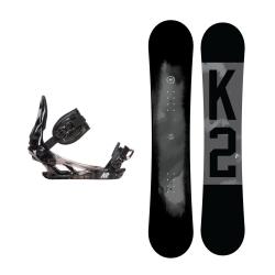 Pack K2 Fuse + K2 Mach 2019 pour homme, pas cher