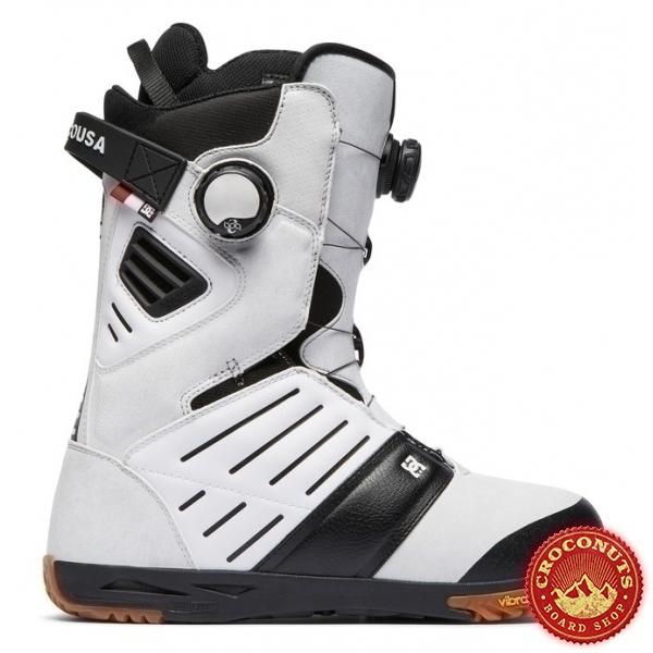 Boots DC Shoes Judge Boa White 2019