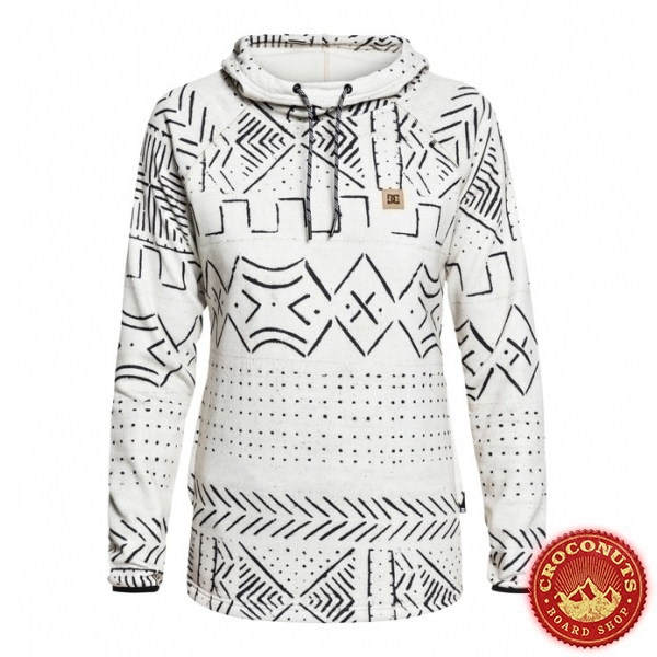 40% sur Veste DC Shoes Women Cruiser Silver Birch