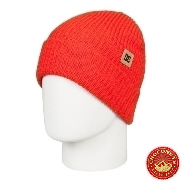 Bonnet DC Shoes Anchorage Red Orange 2019