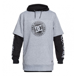 Midlayer DC Shoes Dryden Neutral Grey 2019 pour homme