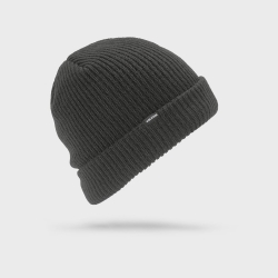 Bonnet Volcom Sweep Lined Black 2019 pour homme