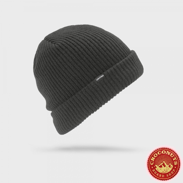 Bonnet Volcom Sweep Lined Black 2019