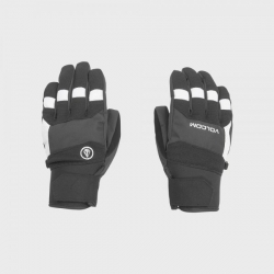 Gants Volcom Crail Black White 2019 pour homme, pas cher