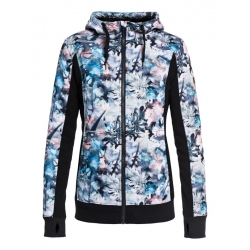 Midlayer Roxy Frost Printed Bachelor Button Water Of Love 2019 pour femme