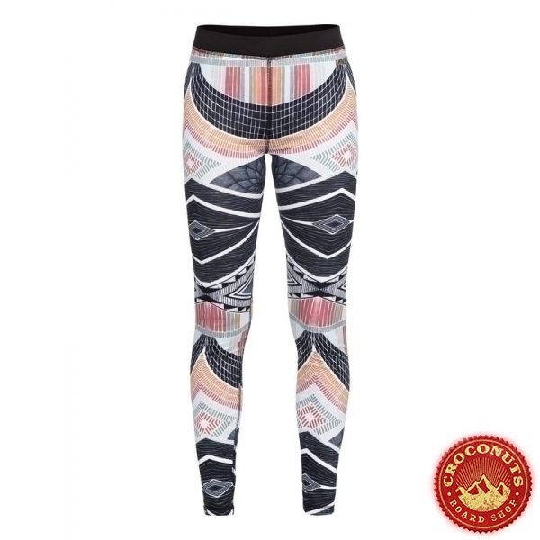 Layer Roxy Daybreak Bottom True Black Pop Snow Lines 2019