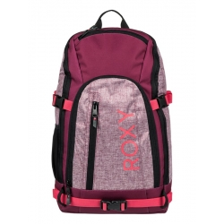 Sac Roxy Tribute Beet Red 2019 pour femme, pas cher