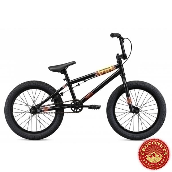 Bmx Mongoose L18 Black 2018