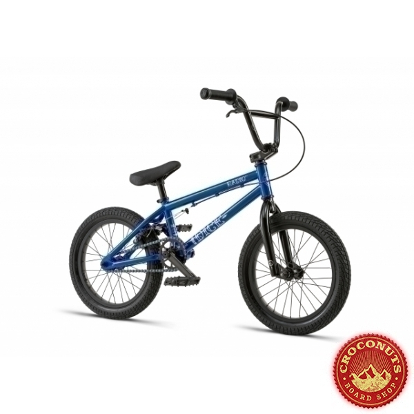 Bmx Radio Bike Dice 16 Blue 2018