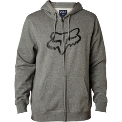 Sweat Zip Fox Legacy Foxhead Heather Graphite 2019 pour homme