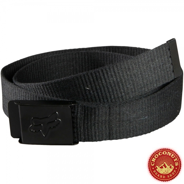 Ceinture Fox Mr Clean Web Black 2020