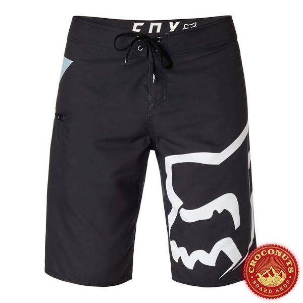 Boardshort Fox Stock Black 2019