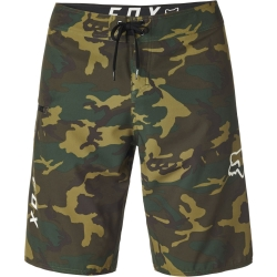 Boardshort Fox Overhead Green Camo 2019 pour homme