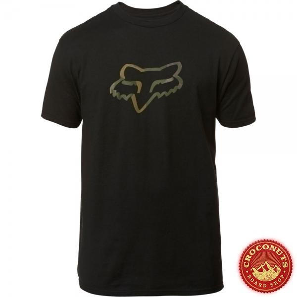 Tee Shirt Fox Legacy Head Camo 2019