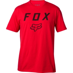 Tee Shirt Fox Legacy Moth Dark Red 2019 pour homme