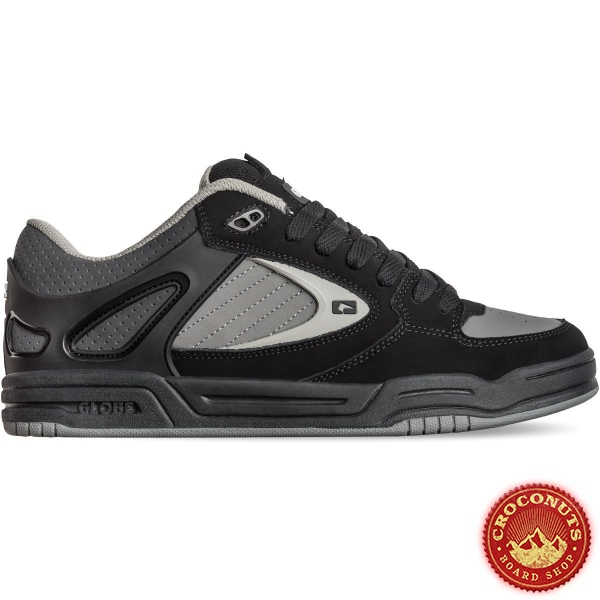 Shoes Globe Agent Black Grey 2019
