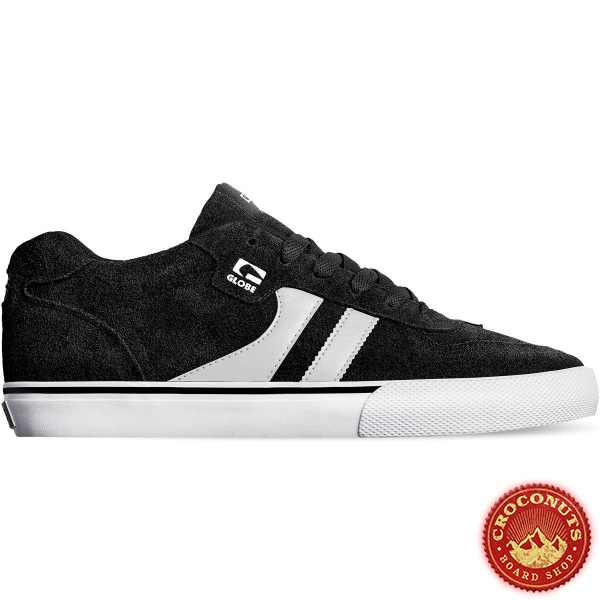 Shoes Globe Encore 2 Black White 2019