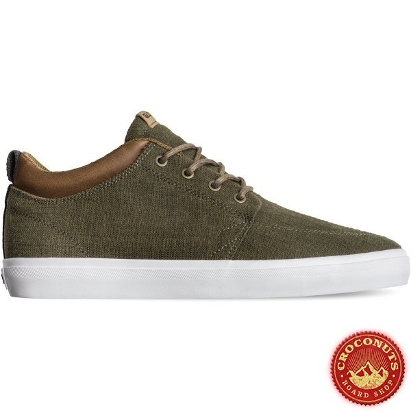 Shoes Globe GS Chukka Olive Hemp 2019