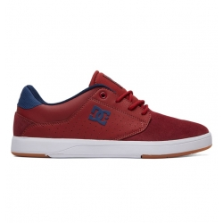 Shoes DC Shoes Plaza TC Burgundy 2019 pour homme