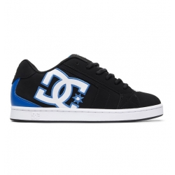 Shoes DC Shoes Net Black Black Blue 2019 pour homme