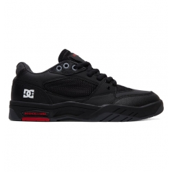 Shoes DC Shoes Maswell Black White True Red 2019 pour homme