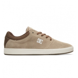 Shoes DC Shoes Crisis Brown 2019 pour homme