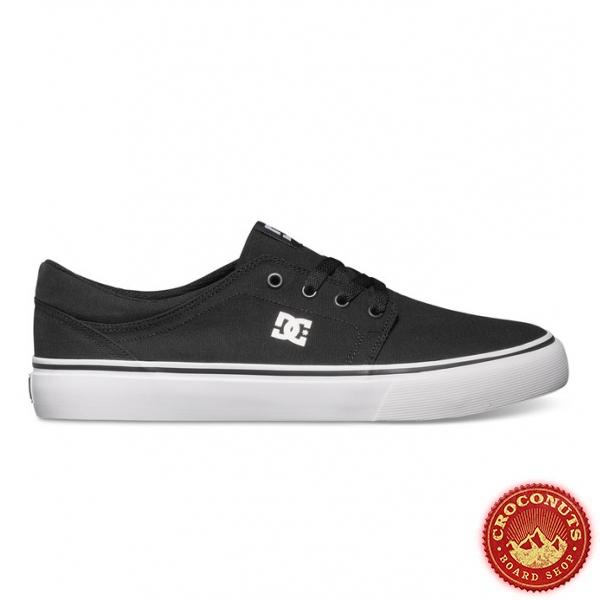 Shoes DC Shoes Trase TX Black White 2019