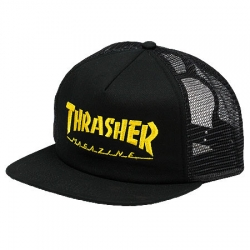 Casquette Thrasher Mag Logo Mesh Emb 2019 pour homme