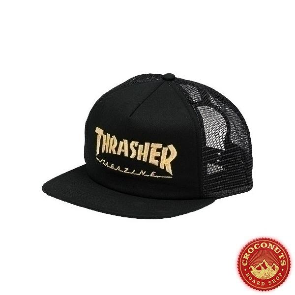 Casquette Thrasher Mag Logo Mesh Emb 2019
