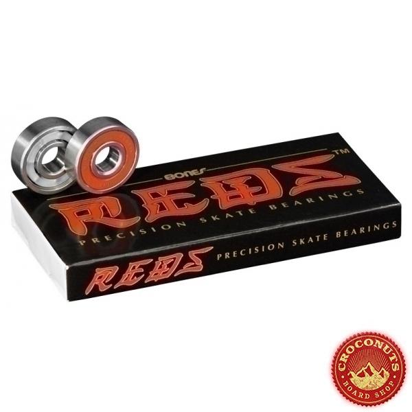 Roulements Bones Reds 2020