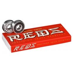 Roulements Bones Super Reds 2021 pour homme