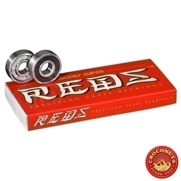 Roulements Bones Super Reds 2020