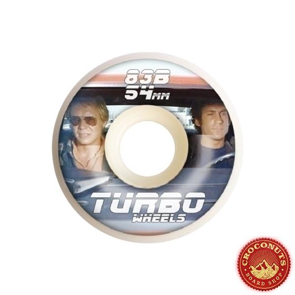 Roues Antiz Turbo STARSKY 54MM 2019