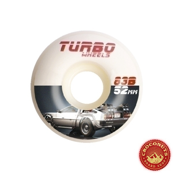 Roues Antiz Turbo OUT OF TIME 52MM 2019