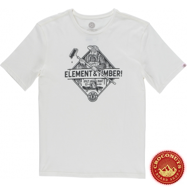 Tee Shirt Element Rolling Off White 2019