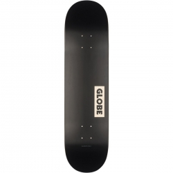 Deck Globe Goodstock Black 8.125