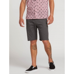 Short Volcom Frickin Modern Stretch Charcoal Heather 2019 pour homme