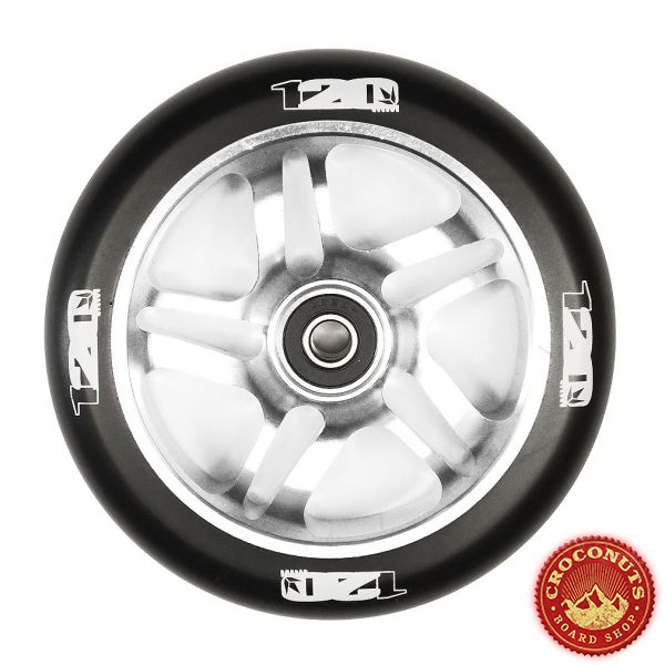 Roue Blunt 120MM Chrome 2019