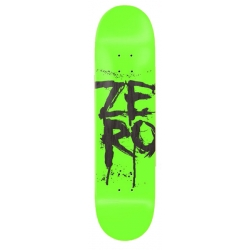 Deck Zero Blood Stacked Green 8.25 2019 pour homme