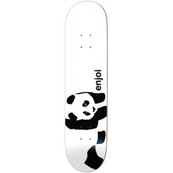 Deck Enjoi Panda Logo White 8.375 2019 pour homme