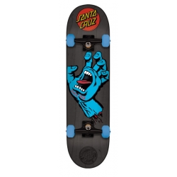 Skate Complet Santa Cruz Mid Screaming Hand Black 7.25 2019 pour homme